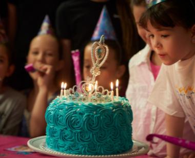 Birthday dance parties