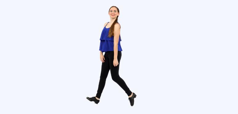 Teen Tap Dance