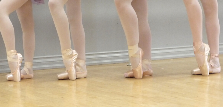 Pointe Intensive Camp
